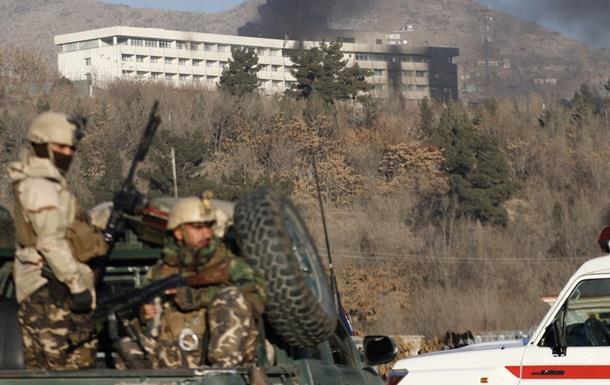 Итоги 21.01: Теракт в Кабуле, Турция против курдов