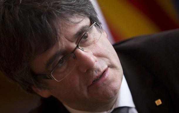 Прокуратура Іспанії може знову зажадати арешту Пучдемона