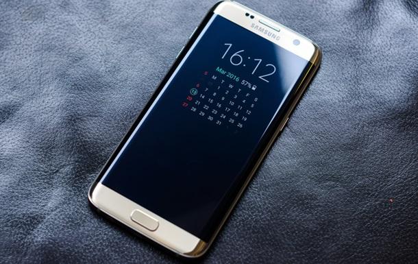 Galaxy S7 Edge назвали самым копируемым смартфоном