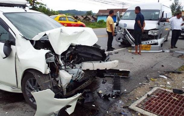 У Таїланді в ДТП загинули дві росіянки і постраждав українець