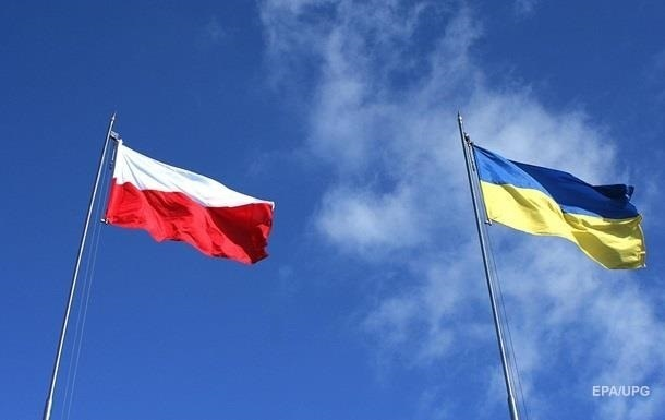 Беженцами в Польше стали почти 300 украинцев