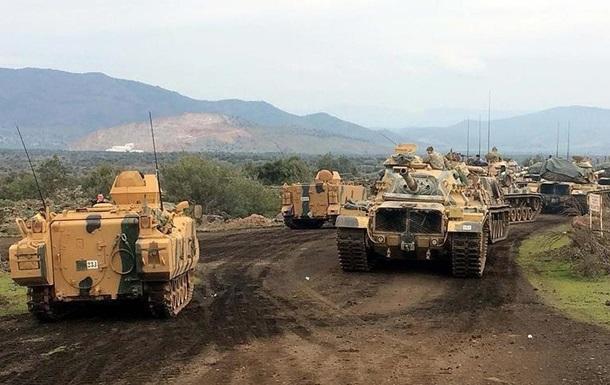 Кремль отреагировал на операцию Турции в Сирии