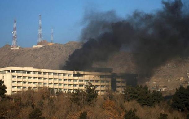 Теракт у Кабулі: встановлено особи п яти загиблих українців