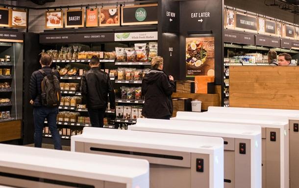 В США открылся первый в мире магазин без касс