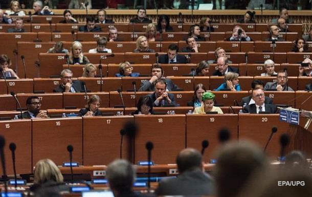 У ПАРЄ звинувачують Росію в шантажі