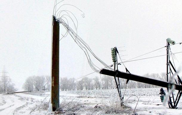 В Ізмаїлі масштабне відключення електрики