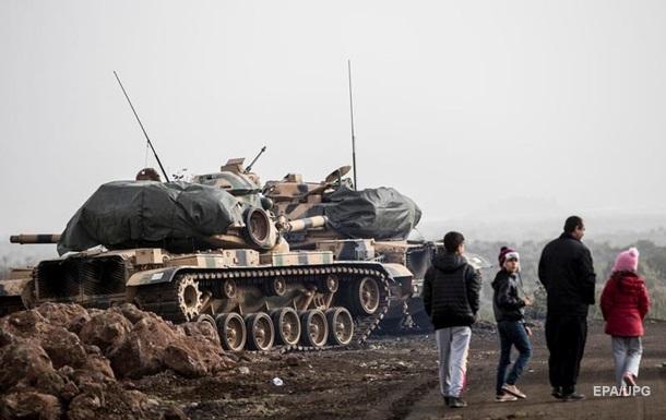Війна Туреччини проти курдів у Сирії. Головне