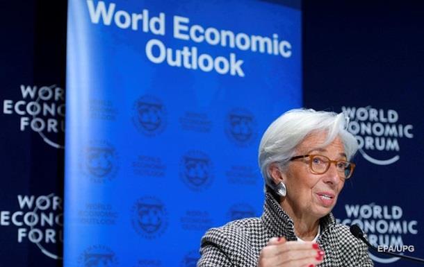 МВФ підвищив прогноз зростання світової економіки