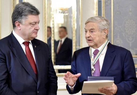 «Шерше ля Сорос», или «Финансист «свободы» против президента Украины