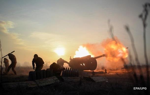 Штаб АТО: Сепаратисты обстреляли Докучаевск