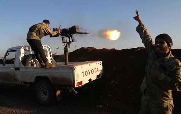 В операції проти курдів у Сирії загинули 54 бійці - правозахисники