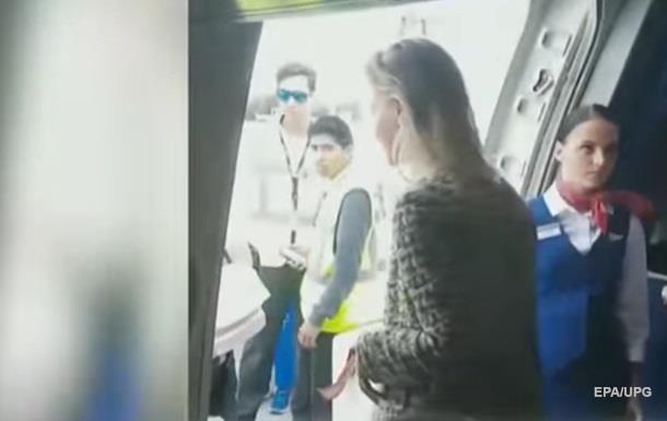Російські туристки побилися через місце біля ілюмінатора