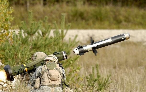 У Грузії заявили про отримання ракет Javelin