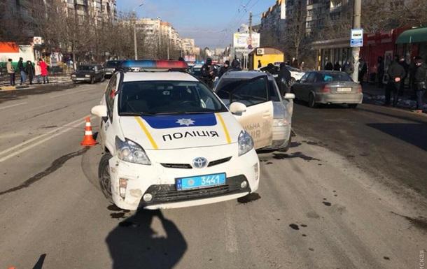 В Одессе с погоней и стрельбой задержали грабителей из Грузии