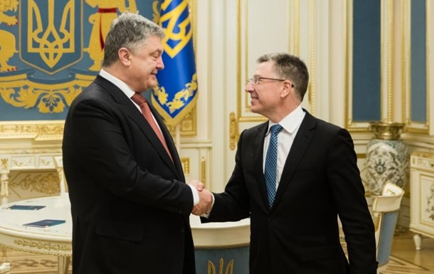 Волкер і Порошенко обговорили цілісність України