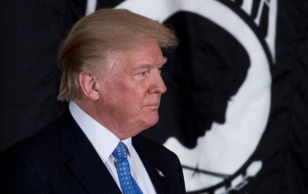 У Білому домі повідомили про плани Трампа в Давосі