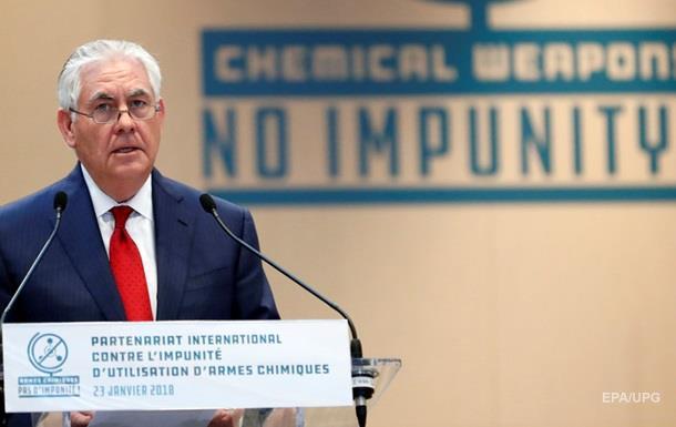 США: Россия отвечает за жертв химатак в Сирии
