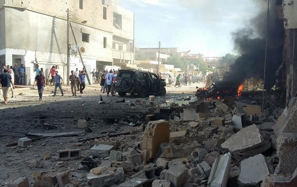 У Лівії стався подвійний теракт, понад 30 жертв