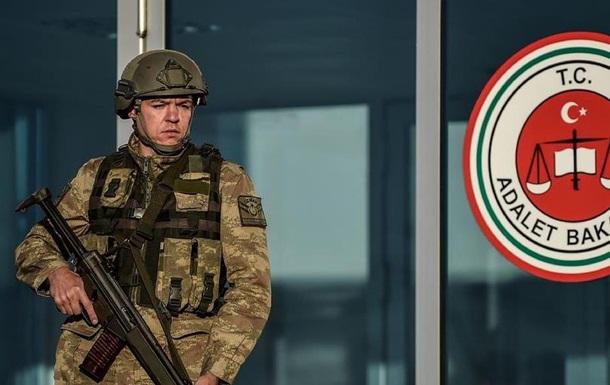 У Туреччині масово арештовують противників операції у Сирії
