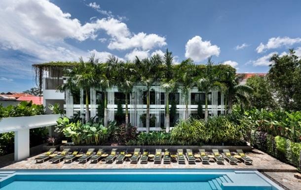 Эксперты выбрали лучший в мире отель