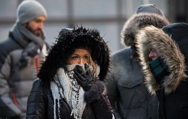 Потепление в Украину придет к концу недели