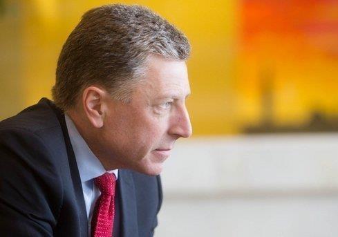 Зачем Волкер в Украину приезжал