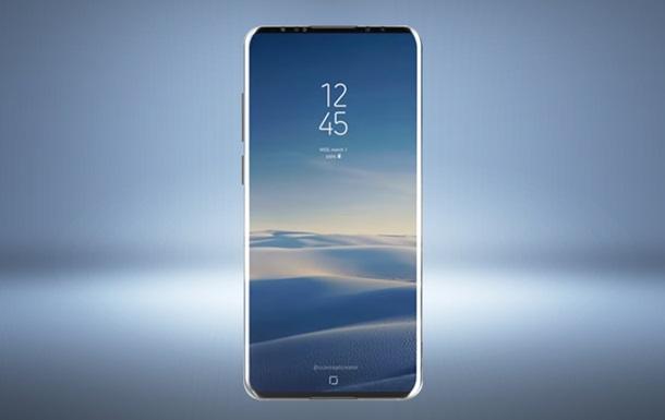 Самсунг Galaxy S9 показался навидео