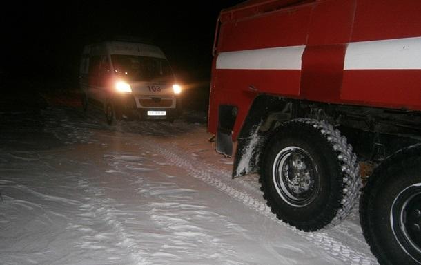 В Украине без света остаются более 30 населенных пунктов