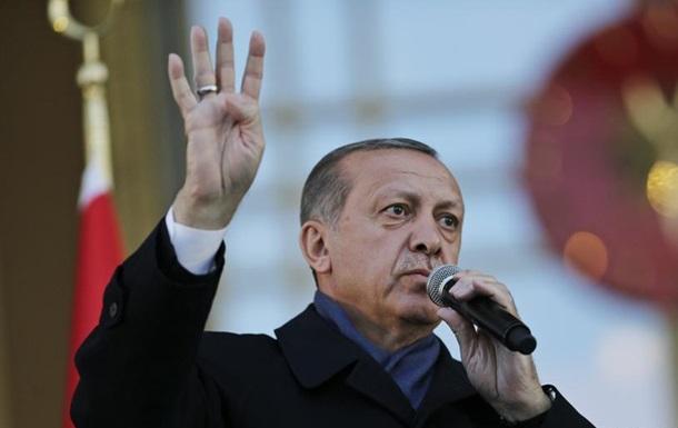 Ердоган заявляє про 268 вбитих курдських бійців під час операції в Сирії