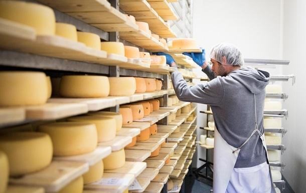 В России заподозрили Беларусь в поставках сыра из Украины