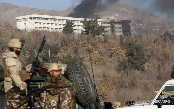 Атака на отель в Кабуле: число жертв достигло 40