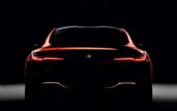 BMW показала первое официальное фото купе 8 Series