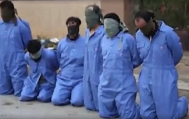 У Лівії посеред вулиці стратили десятьох осіб