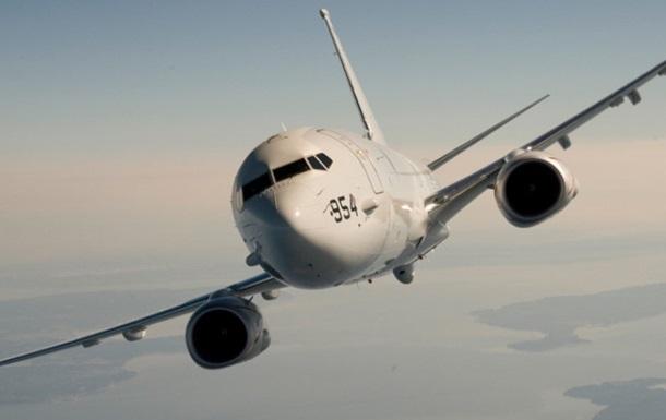 Літаки ВМС США провели розвідку біля берегів Криму