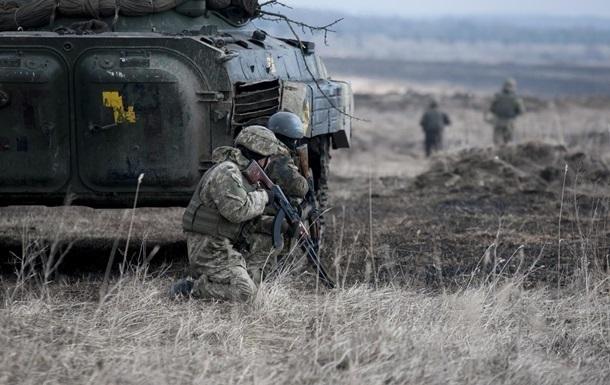 Сутки в АТО: сепаратисты применили 120-мм минометы, двое бойцов ранены