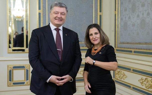 У Канаді заявили про підтримку України