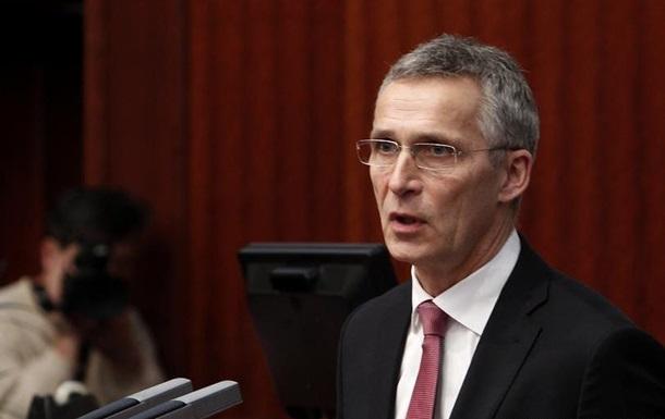 Столтенберг закликав Туреччину до стриманості в Сирії