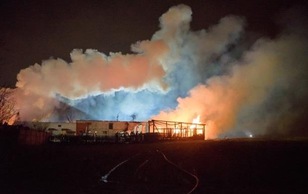 В Польше произошел взрыв на газопроводе