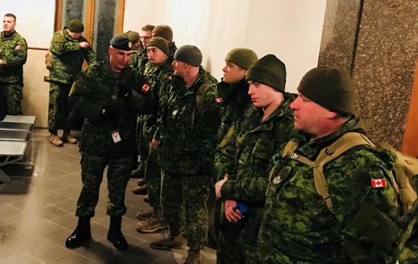 Канада збільшила кількість інструкторів для ЗСУ