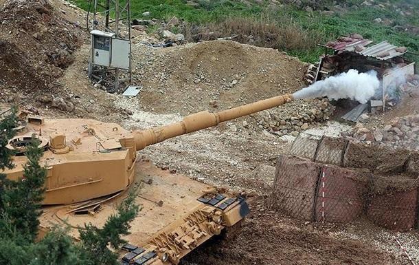 Туреччина заявила про ліквідацію сотень курдів у Сирії