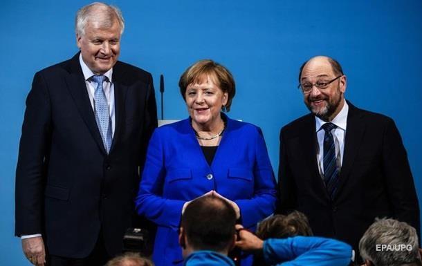 В Германии начались коалиционные переговоры
