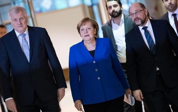 У Німеччині стартували коаліційні переговори