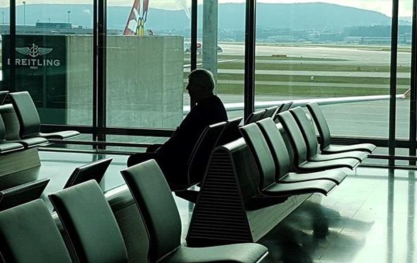 В аэропорту Цюриха был замечен экс-генпрокурор Шокин