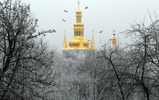 Погода в Украине на выходные: потепление и снег