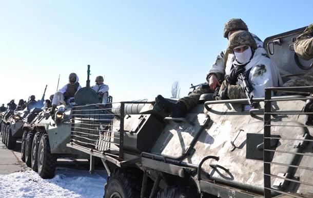 Под Авдеевкой получил ранение боец – штаб