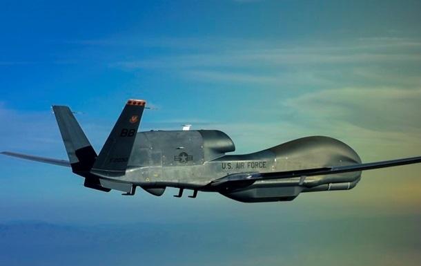 Безпілотник США провів розвідку над Донбасом