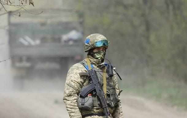 Сутки в АТО: один обстрел, ранен боец ВСУ