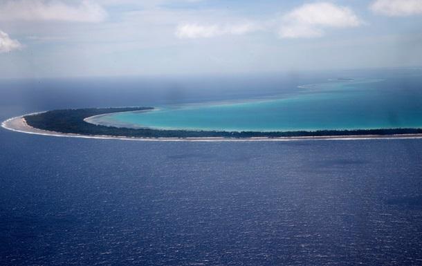В Океании пропал паром с 50 пассажирами