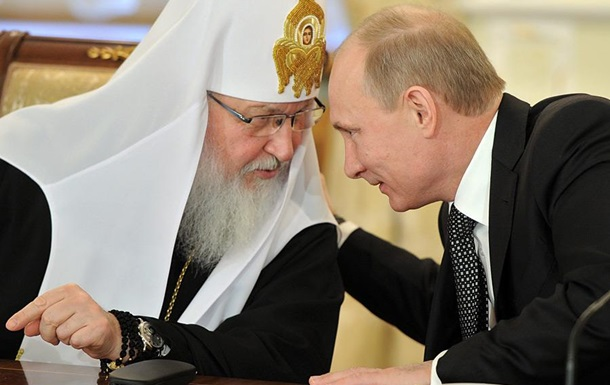 Патриарх Кирилл – агент КГБ.