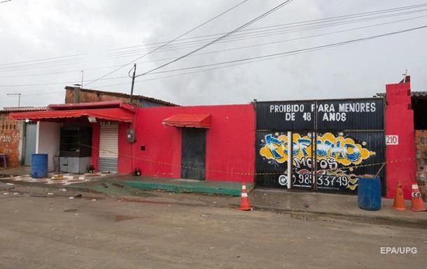 В Бразилии расстреляли посетителей танцклуба: 14 жертв